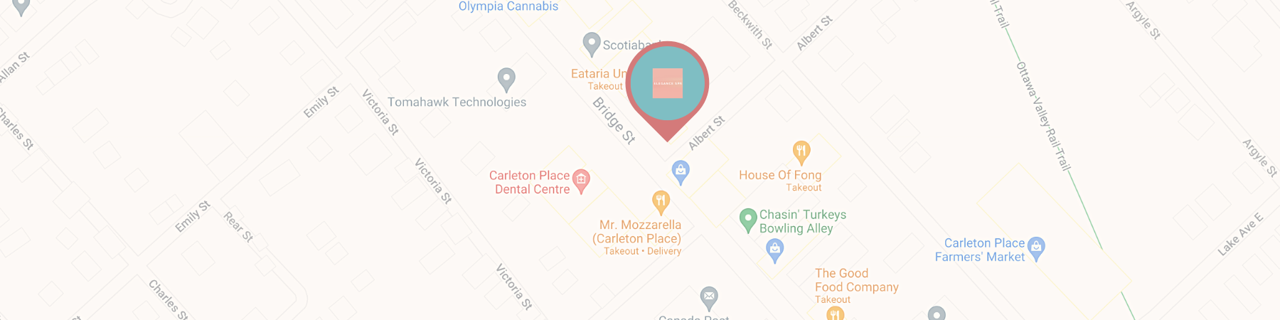 Elegance Spa Carleton Place Albert Street
